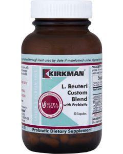 L. Reuteri Custom Blend with Prebiotic Kirkman Labs