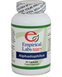 Alphadophilus 50 Billion 60 caps Empirical Labs