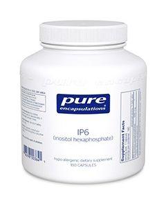 IP6 (inositol hexaphosphate) 180 Pure Encapsulations