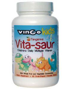 Vita-saur Children's Multi 60 chews by Vinco