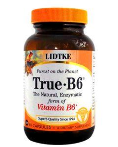 True B6 60 caps Lidtke
