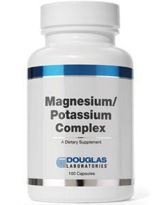 Magnesium / Potassium Complex 100 caps