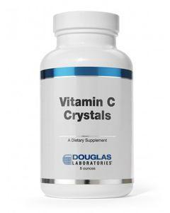 Vitamin C Crystals 8oz powder Douglas Labs