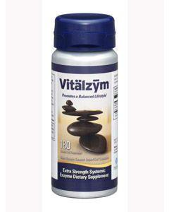 Vitalzym 180 sgels by World Nutrition