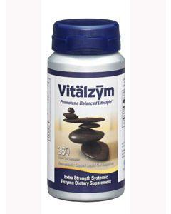 Vitalzym 360 sgels by World Nutrition