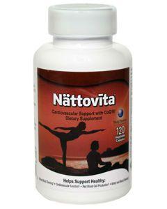 Nattovita 120 vegcaps by World Nutrition