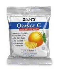 Orange C Herbalozenge 12 bags Zand