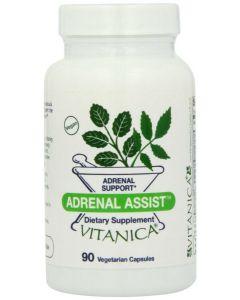 Adrenal Assist 90 vcaps Vitanica