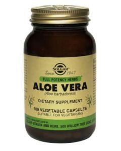 FP Aloe Vera 100vcaps by Solgar