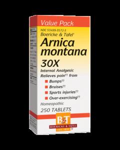Arnica montana 30X 250 tabs Boericke & Tafel