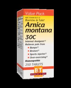 Arnica montana 30C 250 tabs Boericke & Tafel
