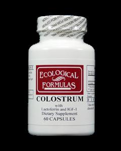 Colostrum 60 caps Ecological Formulas / Cardiovascular Research
