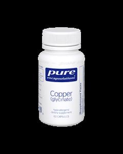 Copper glycinate Pure Encapsulations