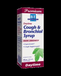 Cough & Bronchial Syrup 8 oz Boericke & Tafel