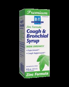 Cough & Bronchial Syrup with Zinc 8 oz Boericke & Tafel