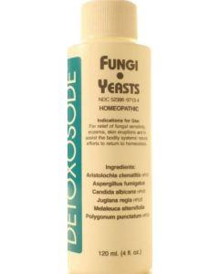 Detoxosode Fungi & Yeast 4 oz HVS Laboratories