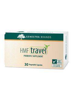 HMF Travel 30 vcaps Genestra / Seroyal