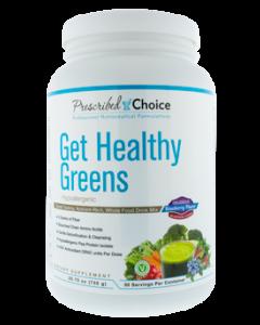 Get Healthy Greens 1lb 7.1oz by Prescribed Choice
