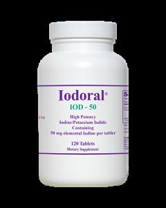 Iodoral IOD-50 120 tabs