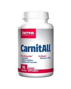 CarnitAll 600+ 90 vcaps by Jarrow Formulas