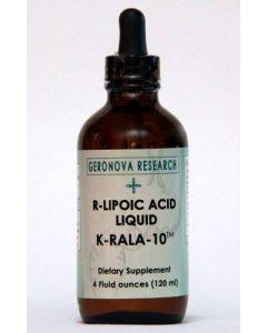 K-RALA-10 4oz by GeroNova Research