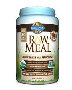 RAW Organic Meal Chocolate 2.7 lb Garden of Life