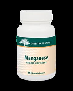 Manganese 30 mg 90 vcaps Genestra / Seroyal