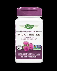 Milk Thistle 60 vcaps Nature's Way