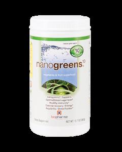 NanoGreens 10 Green Apple