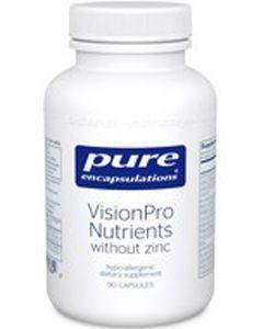 VisionPro Nutrients without Zinc