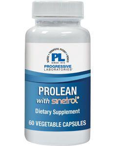 Prolean with Sinetrol 60 vcaps Progressive Labs