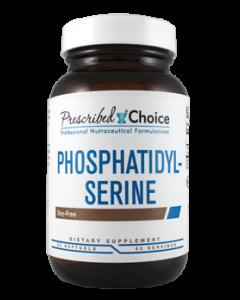 Phosphatidylserine 100mg 60softgels by Prescribed Choice