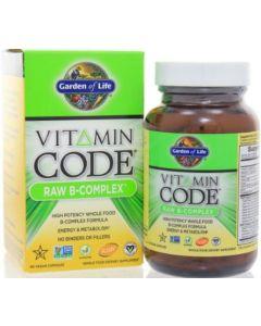Vitamin Code RAW B-Complex 60