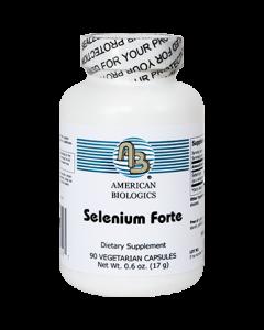 Selenium Forte 200mcg 90 caps by American Biologics