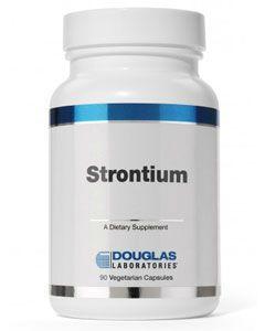 Strontium 90 vcaps Douglas Labs