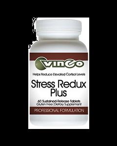 Stress Redux Plus 60 tabs by Vinco