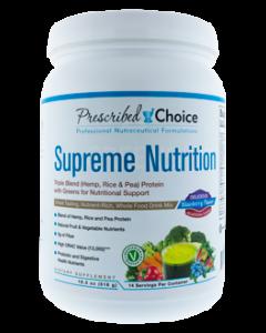 Supreme Nutrition 18.3oz by Prescribed Choice