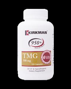 TMG 500 mg 120 caps Kirkman Labs