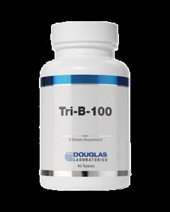 Tri-B-100 90 tabs Douglas Labs