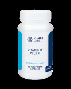 Vitamin D Plus K