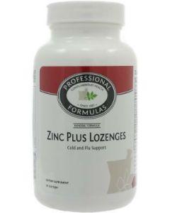 Zinc Plus Lozenges 90 loz by Professional Formulas