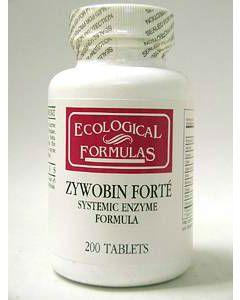 ZyWobin Forte 200 tabs Ecological Formulas / Cardiovascular Research