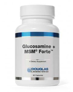 Glucosamine + MSM Forte 60 caps Douglas Labs
