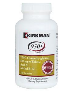 Folinic Acid 800 mcg - Hypoallergenic Kirkman Labs