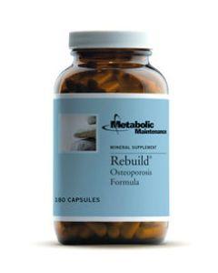 Rebuild Osteoporosis Formula