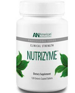 Nutrizyme 335 mg 120 tabs