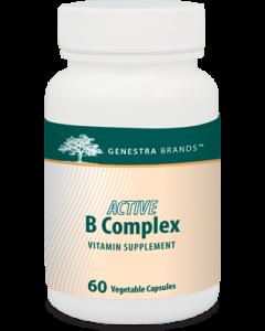 Active B Complex 60 vcaps Genestra / Seroyal