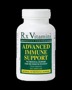 Advanced Immune Support 60 caps Rx Vitamins