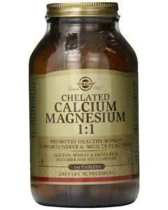Chelated Calcium Magnesium 1:1