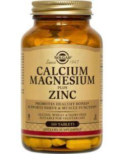Calcium Magnesium Plus Zinc 100